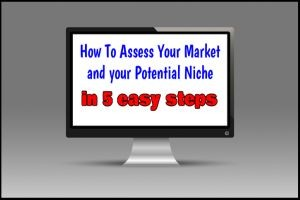 How to assess your market and potential niche in 5 easy steps 2