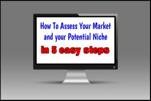 How to assess your market and potential niche in 5 easy steps