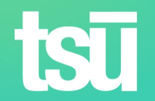 Tsu social network logo