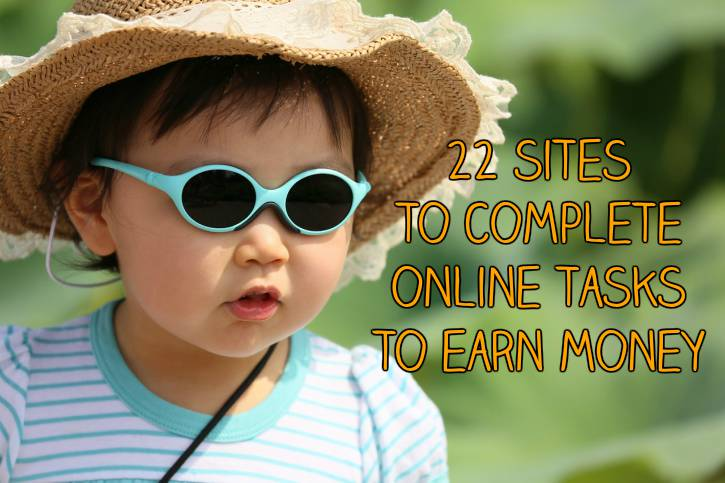 online tasks to earn money