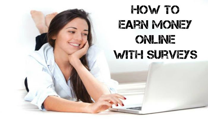 How to Earn Money Online with Surveys