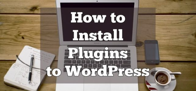 How to Install a Plugin in WordPress (Video)