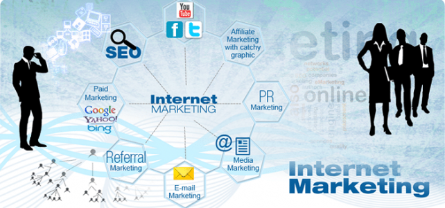 How Do Big Companies Combine CMS With Internet Marketing?