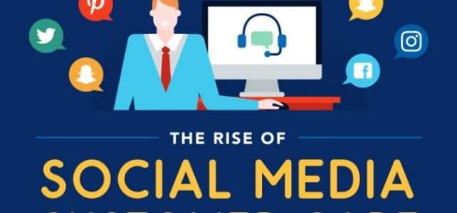 customer care social media