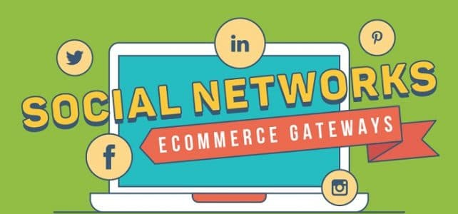 social media gateway to eCommerce