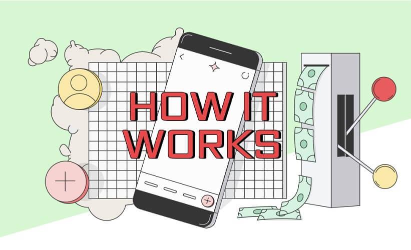 how to use fluz app