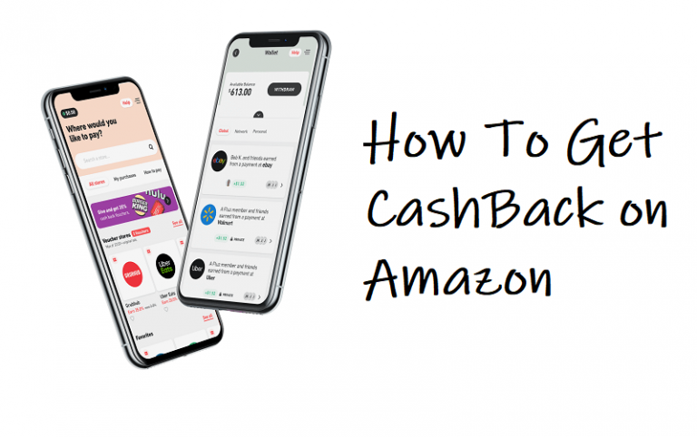 How to Get Cashback on Amazon [2021]