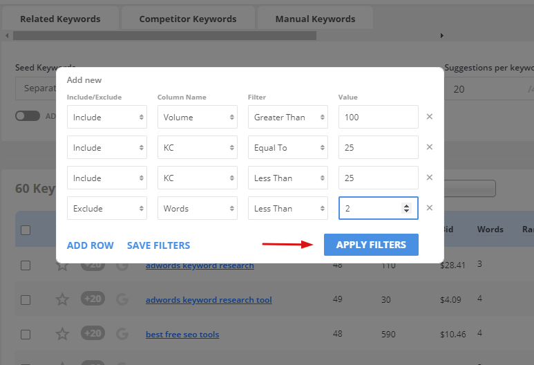 How to Find Long Tail Keywords With Low SEO Difficulty in 2021 6